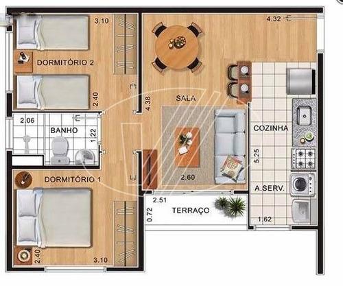 apartamento à venda em vila industrial - ap229346