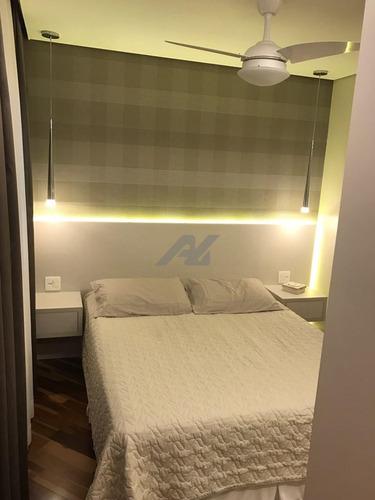 apartamento à venda em vila itapura - ap004117