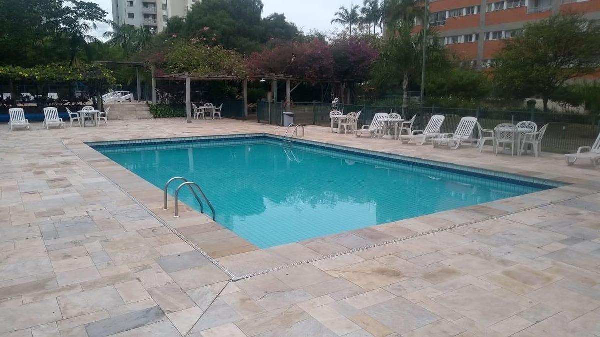 apartamento à venda em vila marieta - ap007179