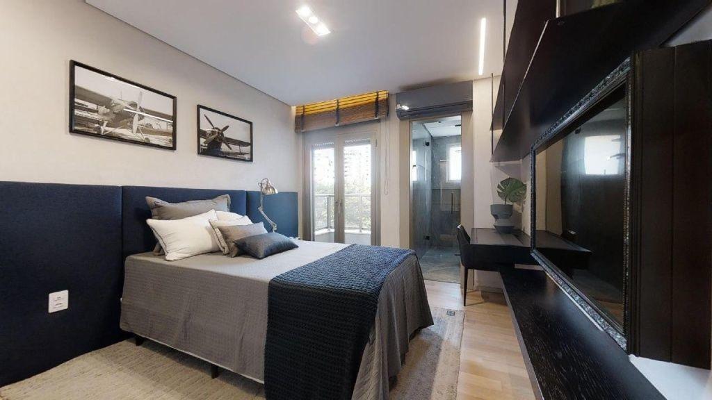 apartamento à venda em vila olímpia, com 4 quartos, 278 m² - sf30028