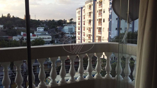 apartamento à venda em vila olivo - ap077707