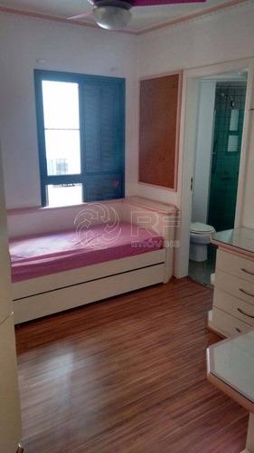 apartamento à venda em vila regente feijó - ap172169