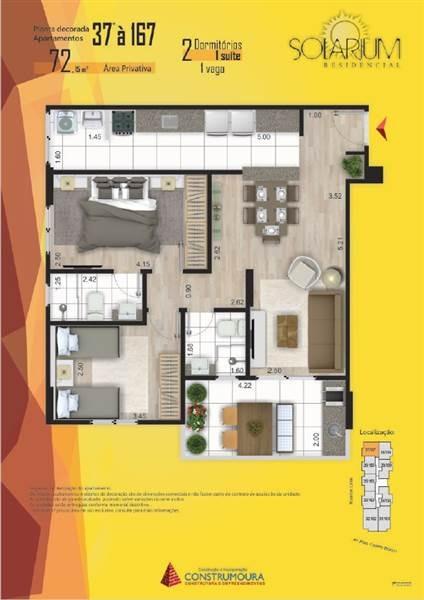 apartamento - venda - flórida - praia grande - bdexp194