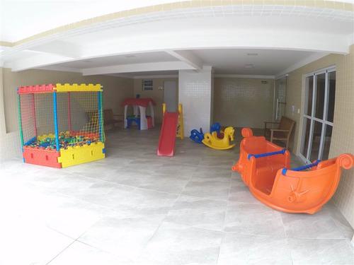 apartamento - venda - forte - praia grande - arj138