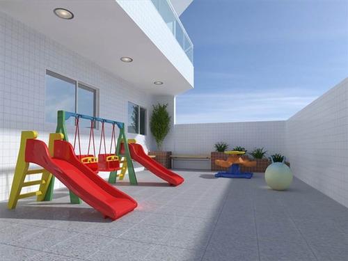apartamento - venda - guilhermina - praia grande - cdl22