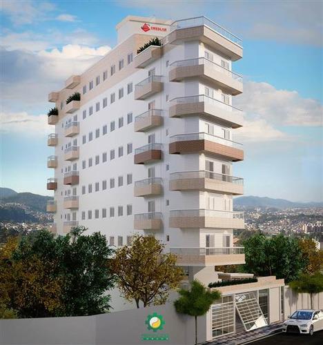apartamento - venda - guilhermina - praia grande - cdl62