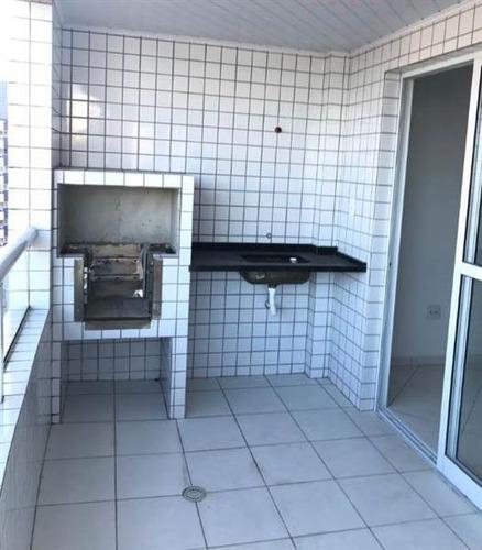 apartamento - venda - guilhermina - praia grande - gf21