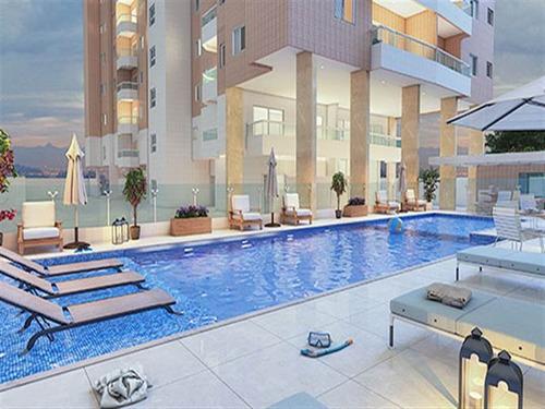 apartamento - venda - guilhermina - praia grande - tcl29