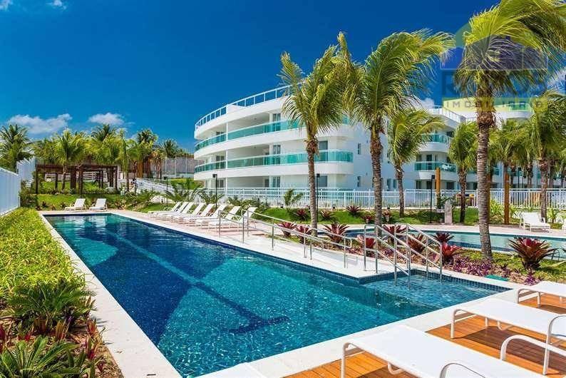 apartamento à venda, in mare bali, praia de cotovelo, parnamirim rn - ap0103