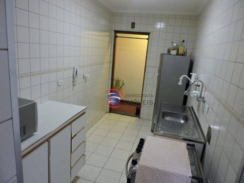 apartamento à venda, jardim utinga, santo andré - ap4481. - ap4481