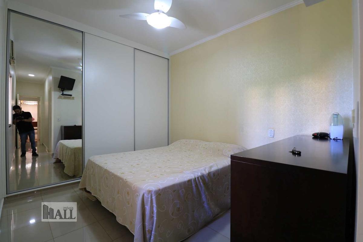 apartamento à venda jardim vivendas, são josé do rio preto - v6189