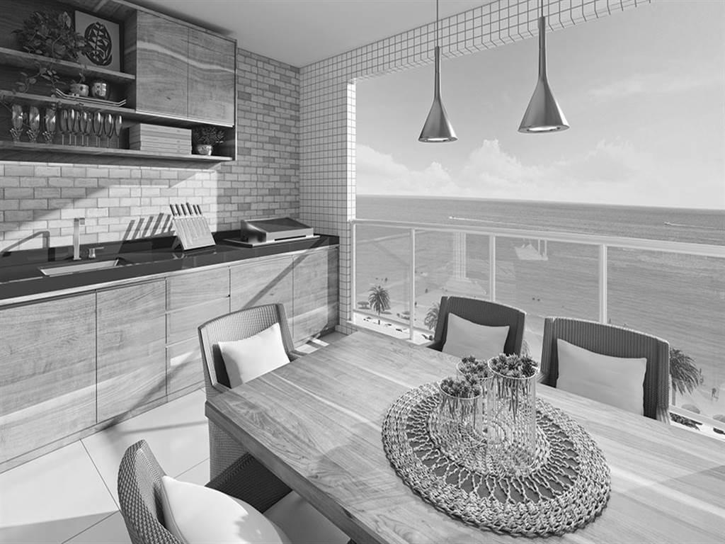 apartamento - venda - jardin marina - mongagua - fzn22