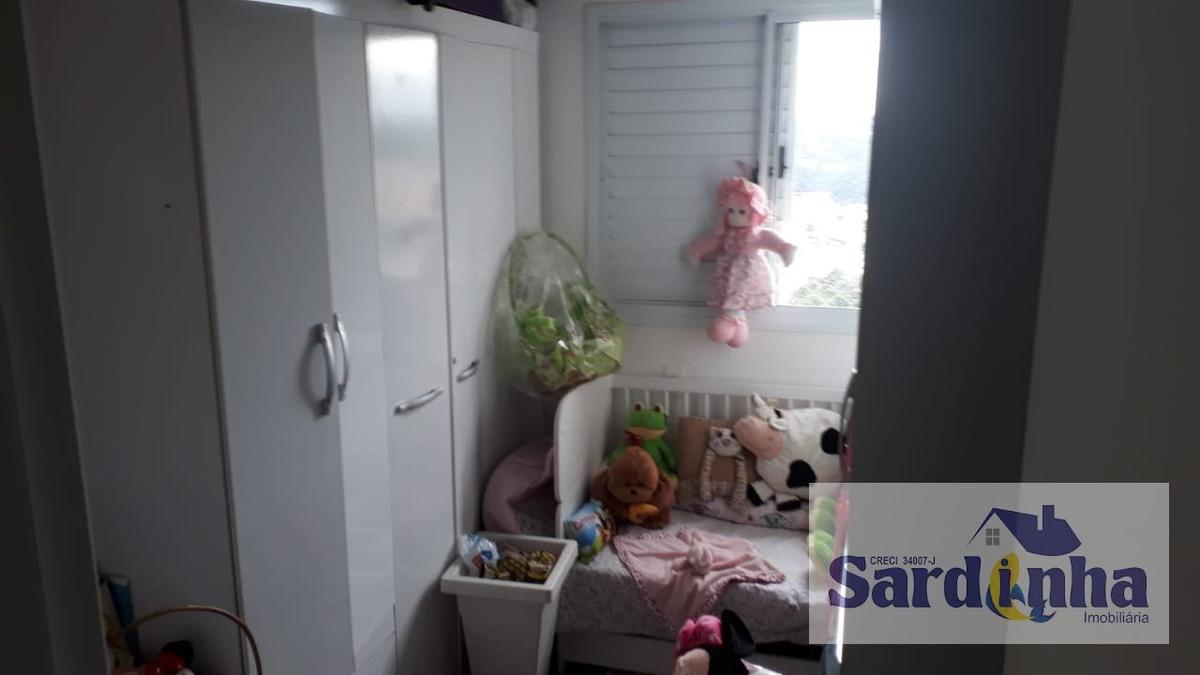 apartamento à venda - jd. maria rosa - taboão da serra - sp - 3812