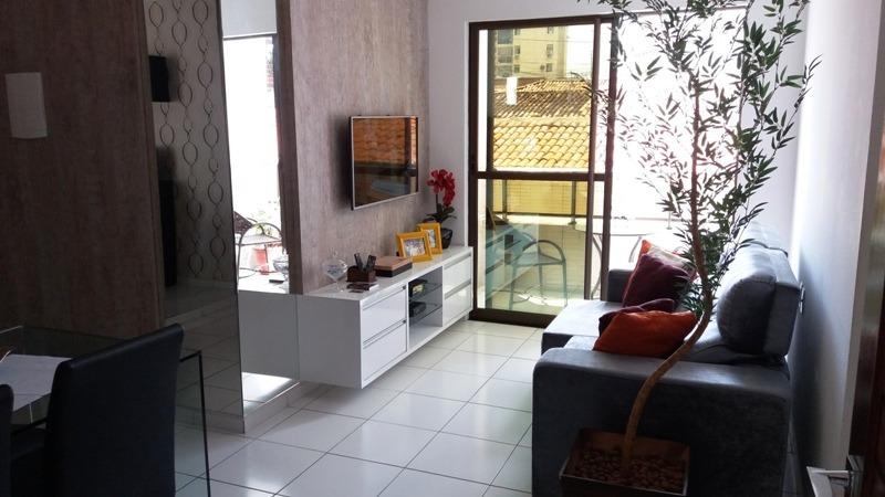apartamento à venda, joão pessoa, bancários, 2 quartos