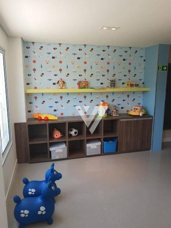 apartamento à venda - la vista moncayo - sorocaba/sp - ap1214