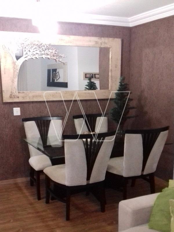 apartamento venda mobiliado - jar miriam - ap00747