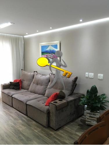 apartamento venda na parada inglesa - zona norte de são paulo - ap00057 - 33923549