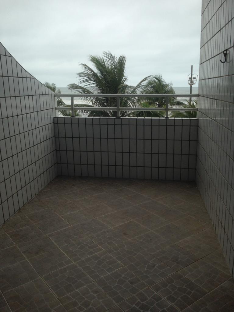 apartamento à venda na praia de  mongaguá