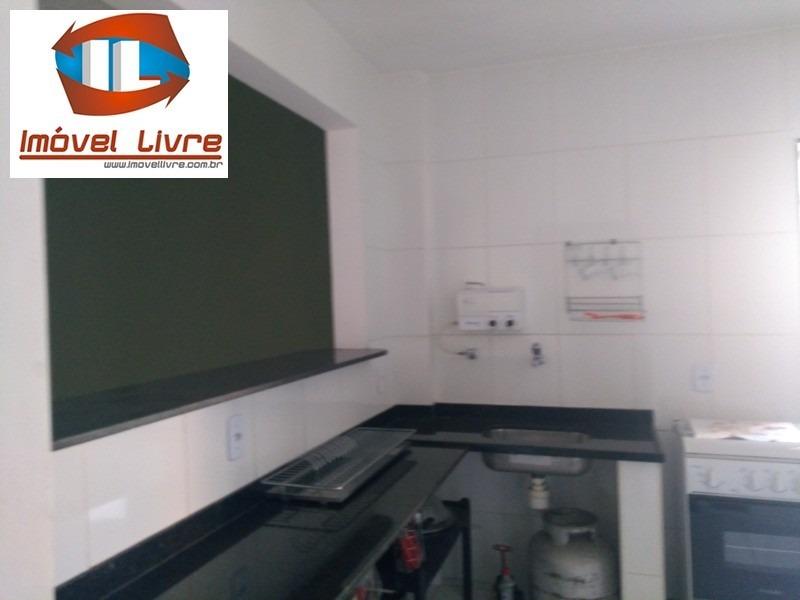 apartamento à venda na rua juiz alberto nader, centro de nova iguaçu. - ap11240 - 33651181