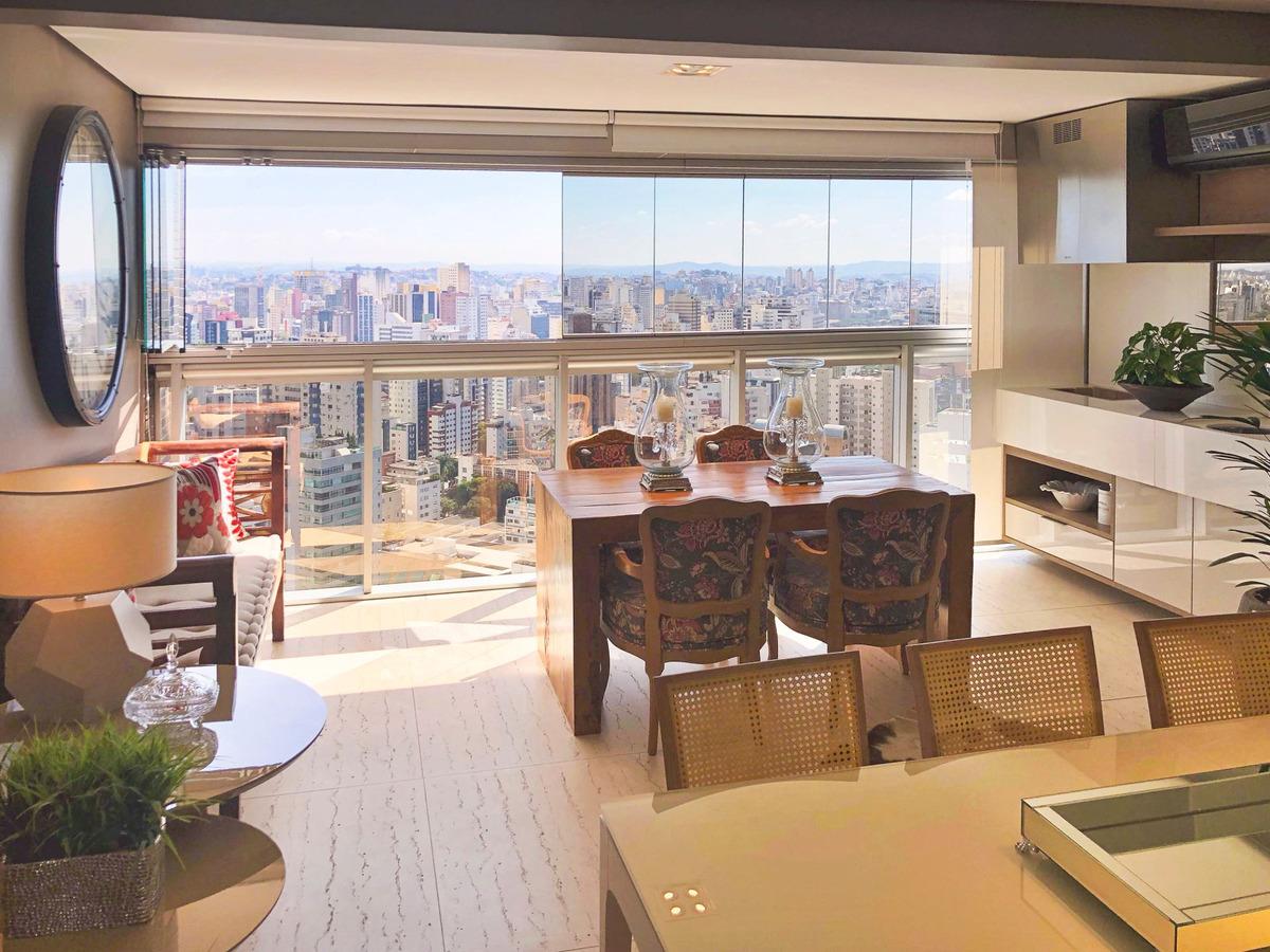 apartamento à venda na rua santa rita durão, savassi, belo horizonte - mg - liv-2921
