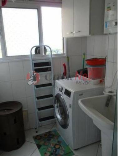apartamento à venda no bairro assunção em são bernardo - 5392