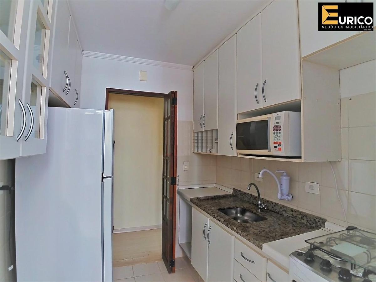 apartamento à venda no bairro jardim antônio von zuben, residencial quintas do verde em campinas - sp - ap00894 - 34461491