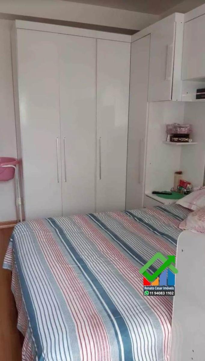 apartamento à venda no bairro vila rio de janeiro em guarulhos/sp - 293