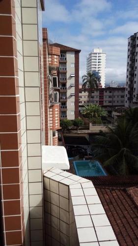apartamento à venda no canto do forte, com 1 dormitório e 50 m² - ap1050