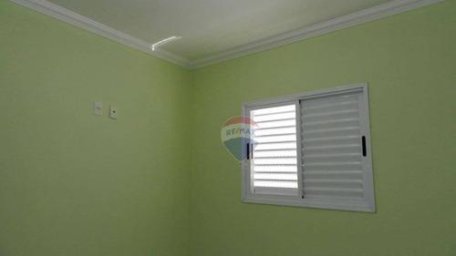 apartamento à venda no condomínio edifício girassol, parque fabrício em nova odessa/sp - ap0168