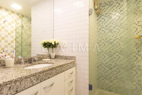 apartamento à venda no condomínio pedra de itauna na barra da tijuca, rio de janeiro - rj - liv-0883