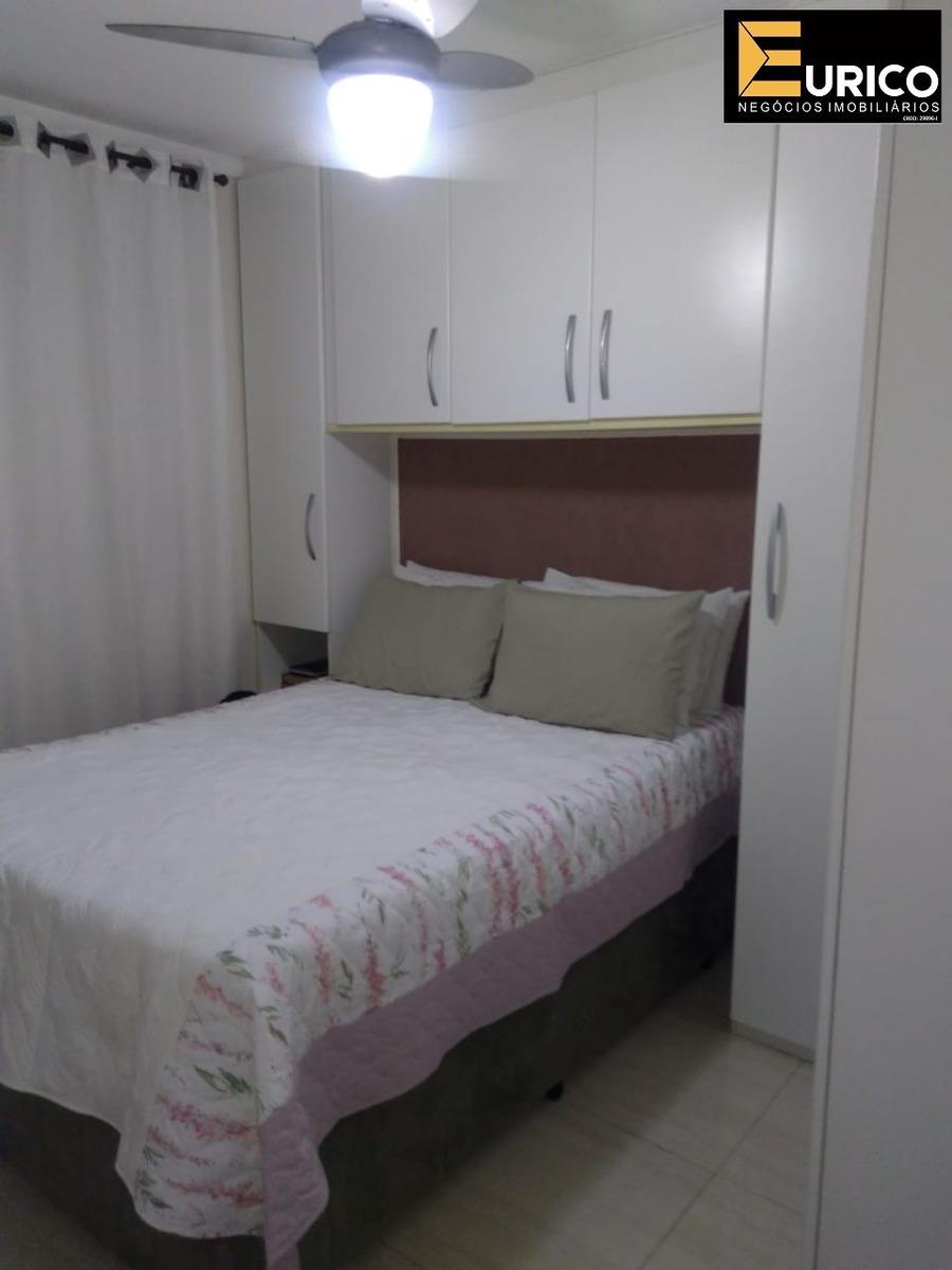 apartamento à venda no condomínio residencial cláudia em campinas - ap00787 - 34268846