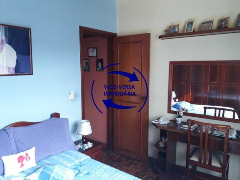 apartamento à venda no méier, mobiliado - sala, 3 quartos, armários, dependências e vaga! - 0545