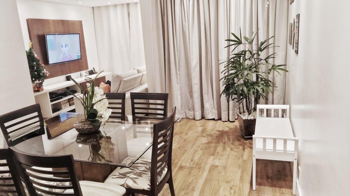 apartamento à venda no parque maria domitila - 9780