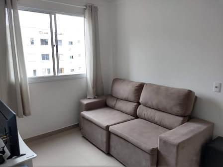 apartamento à venda no parque nações unidas - 9628