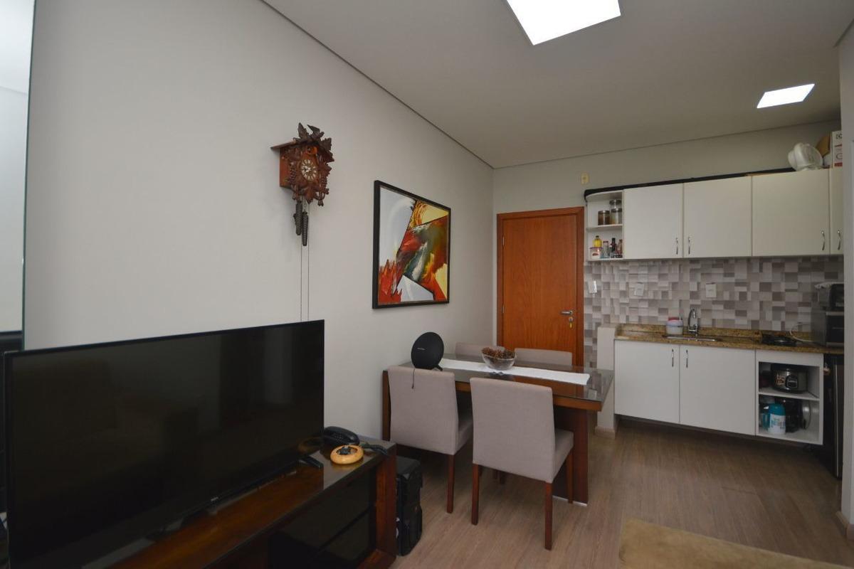 apartamento à venda no vila da serra - 18374