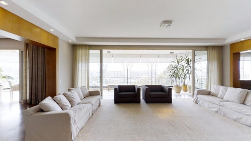 apartamento à venda, palácio tangará, panamby, são paulo. - ap1650