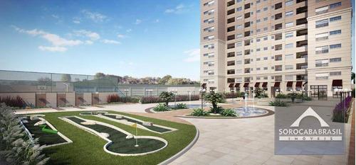 apartamento à venda, parque campolim, edifício dijon em sorocaba-sp, 4 suítes, 4 vagas de garagem, área útil 314,00 m². - ap0362
