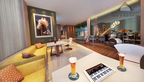 apartamento à venda, parque campolim, edifício dijon em sorocaba-sp, 4 suítes, 4 vagas de garagem, área útil 314,00 m². - ap0368