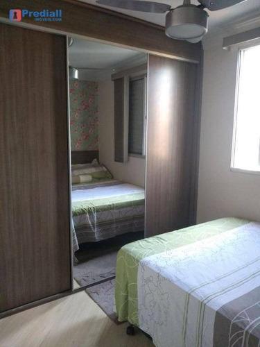 apartamento à venda, parque novo mundo, são paulo - ap2084. - ap2084