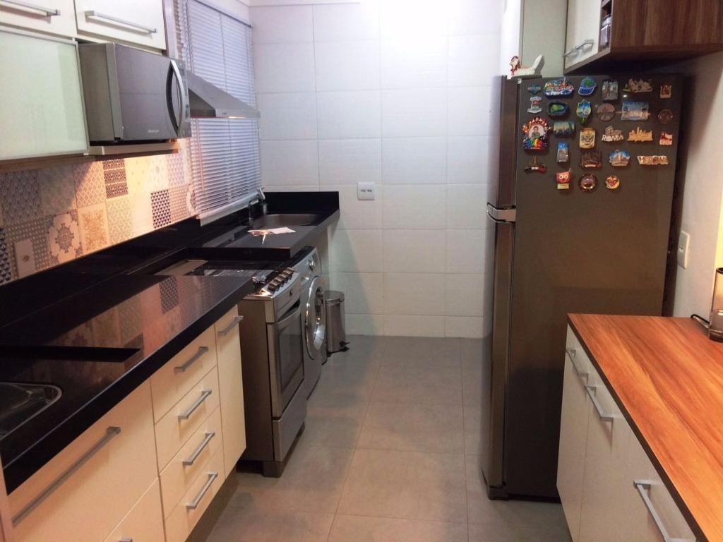 apartamento à venda, parque santa cecília, piracicaba. - ap0628