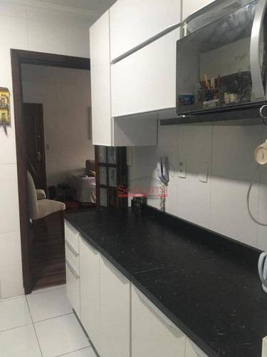 apartamento à venda por r$ 360.000 - casa verde alta - são paulo/sp - ap1342
