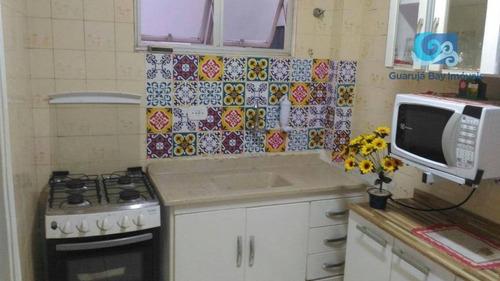 apartamento à venda - praia da enseada - guarujá - ap4610