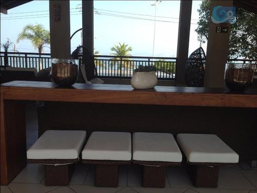 apartamento à venda, praia da enseada - restaurantes, guarujá. - ap4447