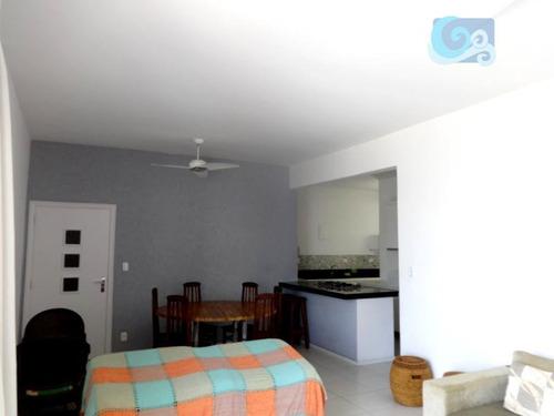 apartamento à venda - praia das pitangueiras - guarujá. - ap4115