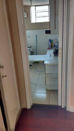 apartamento  à venda, próximo ao objetivo-centro, campinas. - ap0573