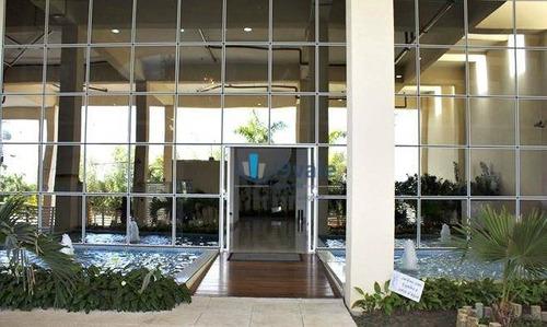 apartamento à venda, splendor blue jardim das indústrias, são josé dos campos-sp. - ap1591