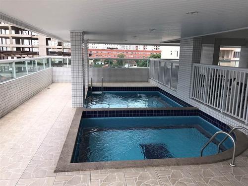 apartamento - venda - tupi - praia grande - arj173