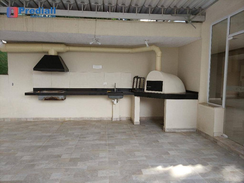 apartamento à venda, varanda gourmet, tremembé, são paulo. - ap1651