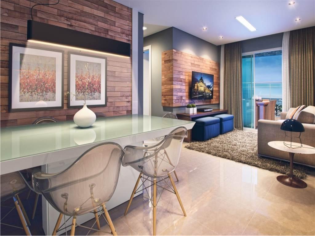 apartamento - venda - vila atlantica - mongagua - fzn14