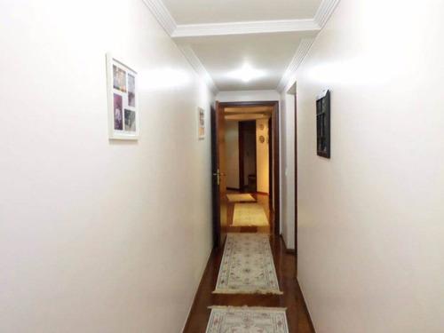 apartamento - venda - vila bastos - santo andré - act2640